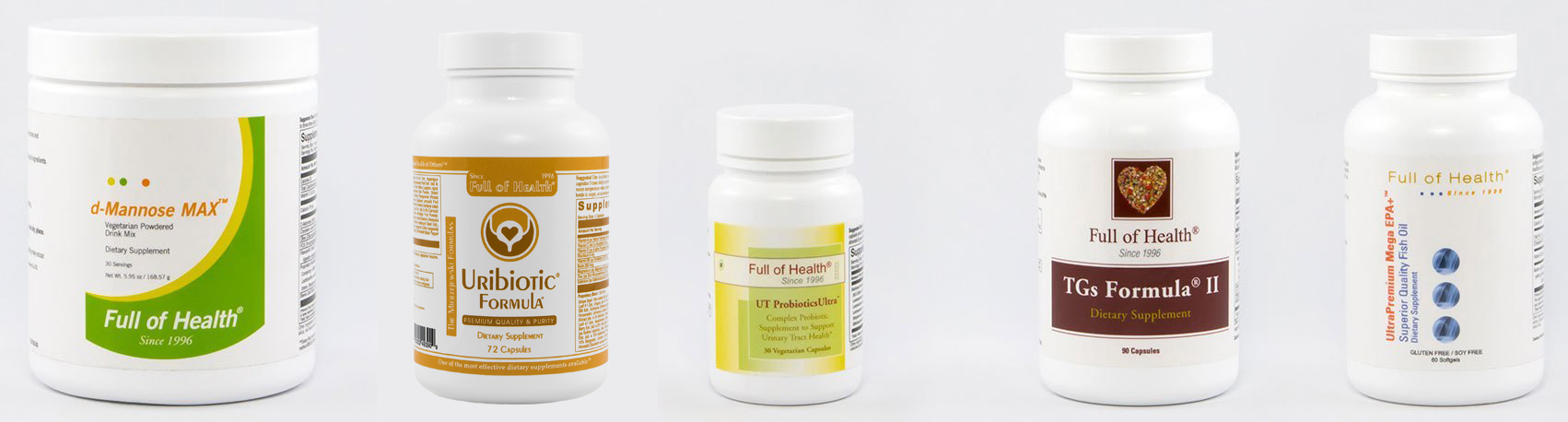 Helping to keep your urinary tract healthy the better, natural way is our priority.